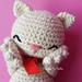 Chubby Kitten pattern