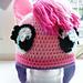 Pinkie Pie My Little Pony Hat pattern