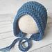 Vintage Style Baby Bonnet pattern