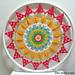 Mandala Primavera pattern