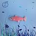 Pez Flaky / Flaky Fish pattern
