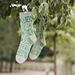 Jardin à la Française Socks pattern