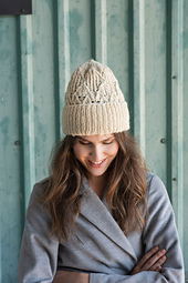 Thaw Hat by Kathleen Dames