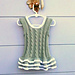 Cabled Tunic pattern