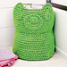 Gummy Bear Towel Basket pattern