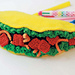 Taco Pencil Case pattern