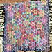 Twinkle, Twinkle Little Star Crochet Blanket pattern