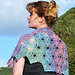 Serefina Crochet Shawl pattern