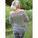 Tinuviel Crochet Shawl pattern