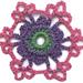 Grace Crochet Motif pattern