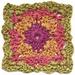 Eglantine Crochet Motif pattern