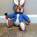 Robbie Rabbit pattern