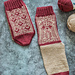 R0425  Chaak Tun Socks pattern