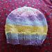Bev's Baby Dr Hat pattern