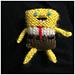 Sponge Bob but TINY pattern