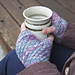 Frozen Mitts and Cowl pattern