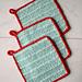 Fresh Air Washcloths pattern