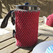 Moss Stitch Cafetiere Cosy pattern