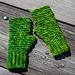 Heart of a Rockstar Fingerless Gloves pattern
