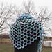 Frozen Fractals Shawl pattern