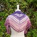 Happiness Shawl pattern