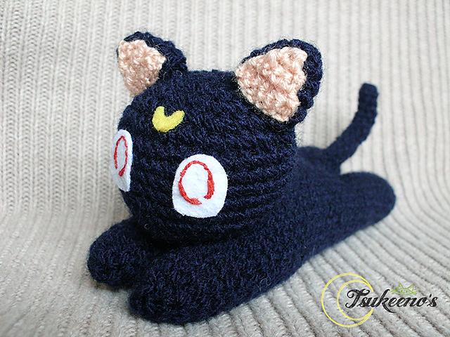 Amigurumi - Crochet Moon - premium & free patterns - Ribbelmonster | 480x640
