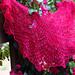 Bougainvillea Days Lace Shawl pattern