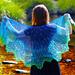 Ocean Spray Beaded Lace Shawl pattern