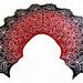 Gloriole Beaded Lace Shawl pattern