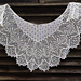 Hortense Beaded Lace Shawl pattern