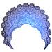 Interstellar Lace Shawl pattern