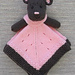 Mini Mouse Lovey Blankie pattern