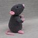 Little Rattie pattern