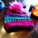 Rainbow Sprite Hat pattern