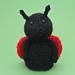 Jelly Bum Ladybug pattern