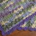 Treya's Treasure Blanket pattern