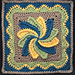 Pinwheel Square pattern