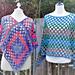 Adelaide & Frankie's Granny Ponchos pattern