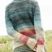 # 02 Pullover mit Farbverlauf Amelie pattern