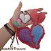 Broken Hearts pattern