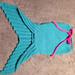 Toddler Mermaid tail pattern