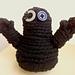 Hug me or else: t-shirt yarn monster! pattern