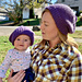 Heather & Violet's Mossy Slouch pattern