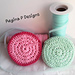 Perfect Cleaning Scrubbers pattern