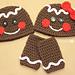 Gingerbread Man Hat pattern