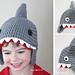 Shark Hat pattern