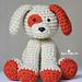 Plush Puppy pattern