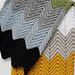 The Wonders Chevron Blanket pattern