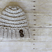 "The ""Andy"" Button Hat pattern"