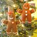 Run Gingerbread Man pattern